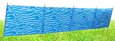 5 POLE WINDBREAK SUN SHELTER camping beach caravan motorhome windbreaker garden