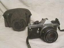 parts repair/ camera ? + lens Pentax ME Super Asahi Optical SMC M 50mm 1:1.7