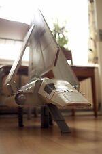 Vintage Kenner Star Wars 1984 Genuine POTF Imperial Shuttle complete working!