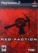 Red Faction PS2 New Playstation 2