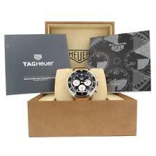 New Tag Heuer Autavia  Heritage Calibre Heuer 02 Automatic Watch CBE2110.FC8226