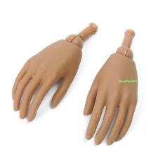 Hot Toys TrueType TTF12 Cuban American Female Figure 1:6 Scale Hands #01