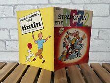 B++ // EO // STRAPONTIN ET LE BCZ2 // BERCK 1967 // HISTOIRE TINTIN 16