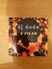 DJ Dado - The X Files Soundtrack  CD Single