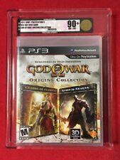 God of War: Origins Collection (Sony PS3, 2011) VGA 90+ Gold Level Graded 0585