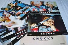 Child's Play 3 LA FIANCEE DE CHUCKY  ! rare  jeu 6 photos cinema lobby cards