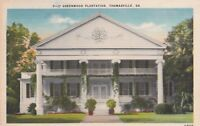 *(M)  Thomasville, GA - Greenwood Plantation - Home Exterior and Grounds