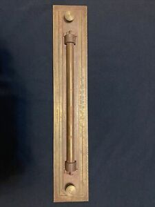 Antique Extremely Rare 19th Century Rolling Parallel Rule By John Bliss New York