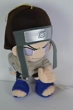 "NEJI Hyuga Naruto 2002  8"" Plush Rare Figure Stuffed US SELLER With Tags"