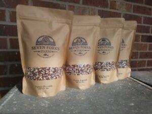 Family Grown Popcorn, Purple Popcorn Kernels grown on small family farm