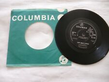 Downliners Sect   single  on columbia records Baby What's Wrong  UK-1964 rare