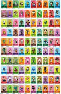 Animal Crossing Amiibo Cards!