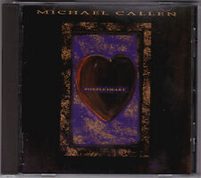 Michael Callen - Purple Heart - CD (SO 881D2 Significant Other 1988)