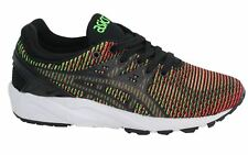 ASICS GEL Kayano Gecko Green Guava Lace up Mens Textile Trainers Hn6d0 8873 M16 UK 10