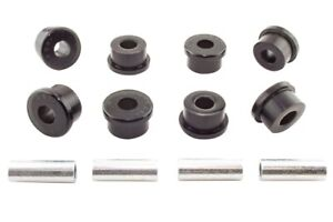 Whiteline W61928 Bushing Kit fits Hyundai Elantra 2.0 CVVT (HD)