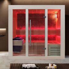 Sauna | Pappelholz | 9kW EOS BiO-Thermat | 200x120 cm