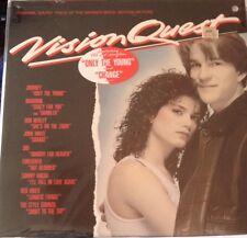 Madonna MDNA Gambler, Crazy for you- Vision Quest Soundtrack  SEALED