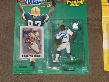 Starting Lineup 2001 Edgerrin James Indianapolis Colts Unopened Nfl Football 1
