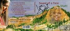 Sound Of A Face - Shashi (2006) CD - Autographed