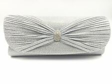 Stunning Girly Hand Bags Sparkle Glitter Evening Party Clutch Bag Wedding