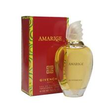 Amarige by Givenchy For Women 3.3 oz Eau de Toilette Spray New In Box Sealed