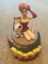 MGM Tex Avery Droopy And The Girl (Big Red) Statue Maquette Demons & Merveilles