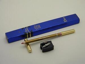 Dior Lipliner Pencil 263 Filtered Pink 0.04 oz 1,2g With Brush & Sharpener