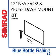 SIMRAD NSS 12 EVO2 & ZEUS2 DASH MOUNT KIT