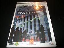 "DVD NEUF ""L'HISTOIRE DE WALL STREET"" documentaire"