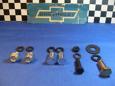 BOLT KIT 70-71-72 Chevelle 396-454 Nova Camaro Big Block Power Steering Bracket