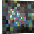 Abstraction With Reference To A Flowering Tree 1934 Canvas Art Print Paul Klee