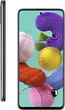 *New Samsung Galaxy A51 SM-A515F/DS - 128GB - Prism Crush Black Smartphone