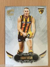 2009 Select Pinnacle Base Card (99) Simon TAYLOR Hawthorn