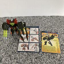 Beast Machines Transformers Vehicon Spy Streak Complete w/ Instructions