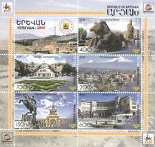 BERGKARABACH ARZACH - 2018 JEREWAN 2800 JAHRE BLOCK ** -  YEREVAN 2800 YEARS