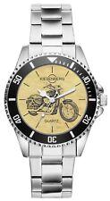 Geschenk für Harley Davidson Sportster 1200 Motorrad Fahrer Kiesenberg Uhr 20406
