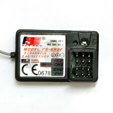 Hot Flysky FS-GR3E AFHDS 2.4G 3CH Receiver for GT3B GT2 GT3C Transmitter USA MQ