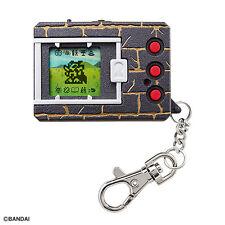 Bandai Japan Monster Digimon Digivice ver. 20th Black Version alphamon