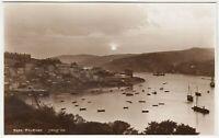 POLRUAN - Cornwall - Judges #7650 - c1930s era real photo postcard