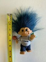 "DALLAS COWBOYS GOOD LUCK SPORTS TROLL - 5"" Russ - New with tags"