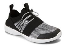 Vionic Alaina Active Sneaker Black/White Comfort Shoe Women's sizes 5-11 NEW