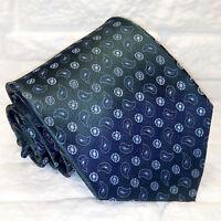 Cravatta TOP ,Nuova, 100% seta , tie ,  business , verde , green ,made in italy