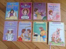 8 JUNIE B. JONES BOOKS by BARBARA PARK, 7 PB, 1 HC #8 9 13 14 17 20 21 27