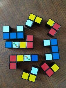 Rubik's 4X1 Cube Collection - Jouet Mc Donald's 2020