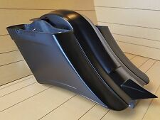 "Harley Davidson 7""Down 14""Back Stretch Bags/Fender For Touring Models 97-2013 Fl"