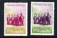 Vietnam 2 early mint issues see 2 scans below