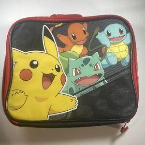 Bioworld Pokemon Pikachu Lunch Box Bag