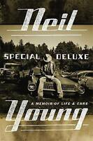 Special Deluxe by Neil Young (Hardback, 2014) First Edition / First Pressing NEW
