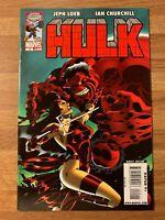 HULK #15 (Marvel 2009) 1st Red She Hulk Appearance ~Betty Ross~ Immortal Hulk~VF