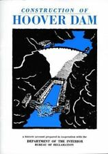 Construction of Hoover Dam, Department of the Interior, 0916122514, Book, Good
